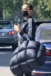 Shanina Shaik - Out in West Hollywood 05/27/2021