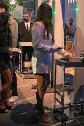 Shay Mitchell at Drake
