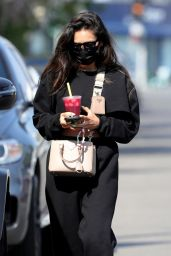 Shay Mitchell - Leaving a Spa in West Hollywood 05/17/2021