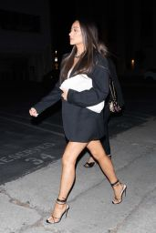 Shay Mitchell - Out at Dinner in Los Angeles 05/22/2021