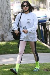 Sofia Boutella in Comfy Outfit - West Hollywood 05/05/2021