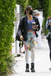 Sofia Boutella - Out in LA 05/19/2021