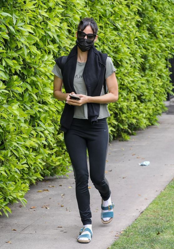 Sofia Boutella - Out in Los Angeles 05/07/2021