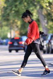 Sofia Boutella - Out in West Hollywood 05/26/2021