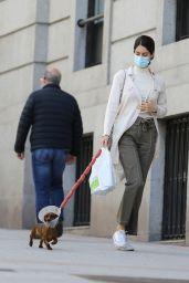 Sofia Palazuelo Street Style - Madrid 05/16/2021