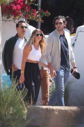 Sofia Richie and Elliot Grainge at Taverna Tony in Malibu 05/22/2021