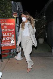 Sofia Richie at Giorgio Baldi in Santa Monica 05/23/2021