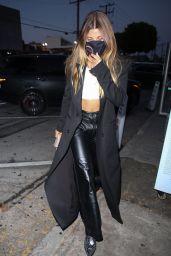Sofia Richie is Stylish - Craig's in West Hollywood 05/18/2021