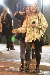 Sophie Kasaei and Marnie Simpson - London 05/10/2021