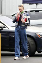 Sophie Turner - Outside Milk Studios in LA 05/15/2021