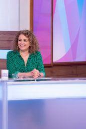 Stacey Solomon - Loose Women TV Show in London 05/14/2021