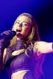 Stefania Liberakakis - Performing Live at the Eurovision Song Contest in Rotterdam 05/22/2021