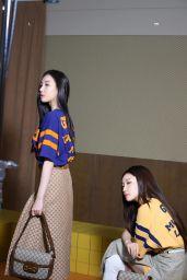 Sunmi and Kim Chung Ha - Photographed for Marie Claire Magazine Korea May 2021