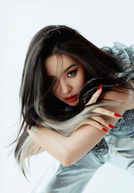 Sunmi - Photographed for Allure Magazine Korea June 2021