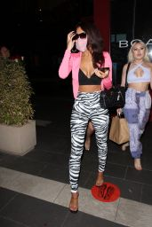 Sydney Chase - BOA Steakhouse in Los Angeles 05/04/2021