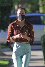 Tallulah Willis - House Hunting in West Hollywood 05/24/2021