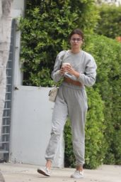 Taylor Hill in Casual Outfit - Los Angeles 05/13/2021