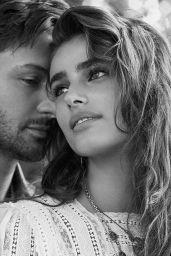 Taylor Hill - Ralph Lauren Romance Fragrance 2021