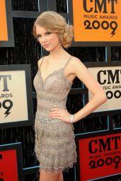 Taylor Swift - 2009 CMT Music Awards