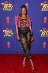 Taylour Paige – 2021 MTV Movie & TV Awards