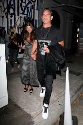 Teresa Giudice and Gia Giudice - Craigs in West Hollywood 05/24/2021