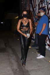 Tinashe Night Out Style - Craig