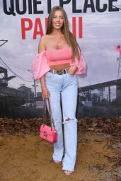 """Tyne-Lexy Clarson – """"A Quiet Place Part II"""" Screening in London"""