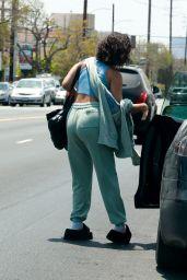 Vanessa Hudgens in Comfy Outfit - LA 05/08/2021