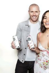 Vanessa Hudgens - Photoshoot for Caliwater Cactus Water 2021 Campaign