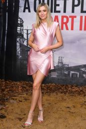 """Victoria Brown - """"A Quiet Place Part II"""" Screening in London"""