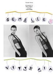 Vittoria Ceretti - Vogue Italy May 2021 Issue
