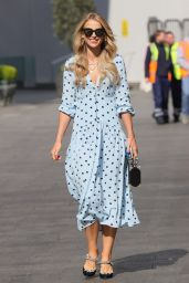 Vogue Williams - Out in London 05/02/2021
