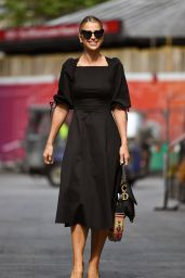Vogue Williams - Out in London 05/16/2021