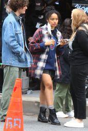 """Whitney Peak - """"Gossip Girl"""" Set in New York 05/03/2021"""
