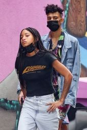 Willow Smith - Out in New York 05/24/2021