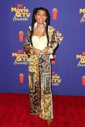 Yara Shahidi – 2021 MTV Movie & TV Awards