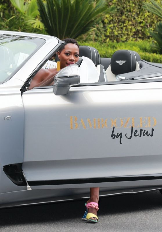 Yvonne Orji - Promotes Her Soon to Launch Book in Beverly Hills 05/19/2021