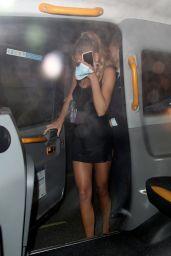 Zara McDermott - Leaving MNKY HSE in London 05/28/2021