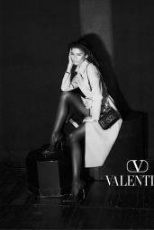 Zendaya - Valentino Campaign Fall 2021