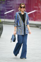 Zoe Hardman Street Style - London 05/16/2021