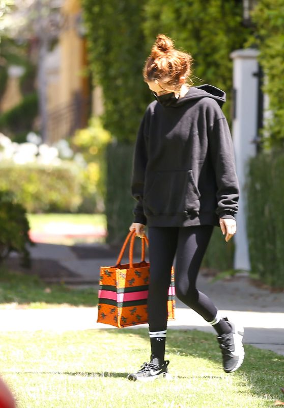 Zoey Deutch - Out in LA 05/03/2021