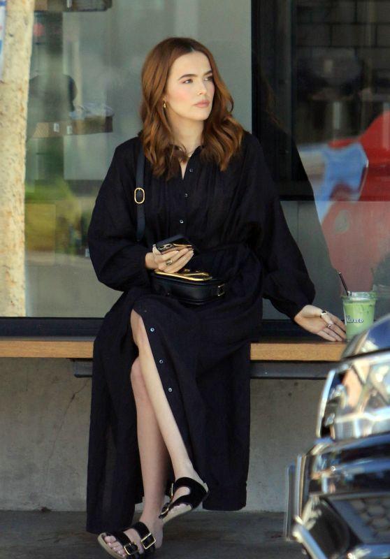 Zoey Deutch - Out in Los Angeles 05/26/2021