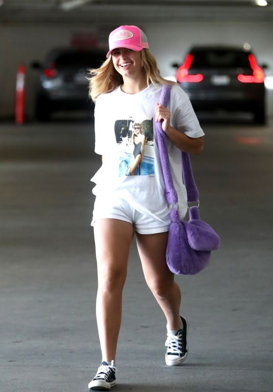 Addison Rae at Erewhon Market in West Hollywood 06/23/2021