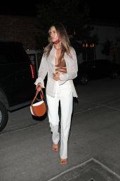 Alessandra Ambrosio Night Out Style - Gigi