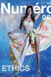 Alessandra Ambrosio - Numéro Russia Summer 2021