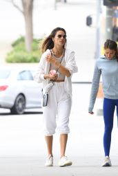 Alessandra Ambrosio - Out in Los Angeles 06/07/2021