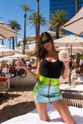 Alessandra Ambrosio - The Élia Beach Club Grand Opening in Las Vegas 06/12/2021