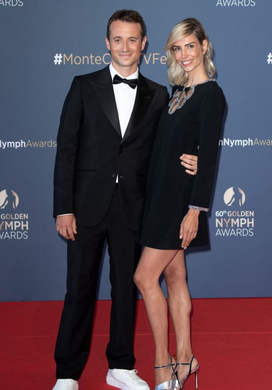 Alexandra Rosenfeld – 60th Monte Carlo TV Festival Closing Ceremony 06/22/2021