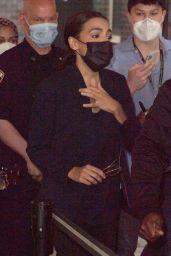 Alexandria Ocasio-Cortez and Kirsten Gillibrand - Out in New York 06/04/2021