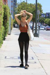 Alexis Ren - Leaving a Ballet class in LA 06/12/2021